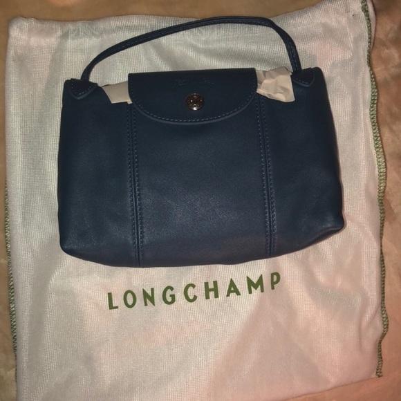 b844ef5ce3b2 Longchamp Bags | Brand New Le Pliage Cuir Crossbody | Poshmark